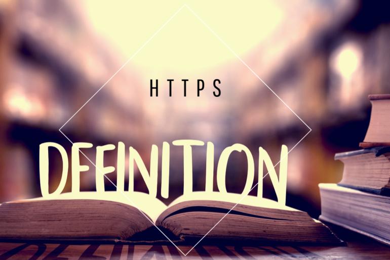 Definition-HTTPS