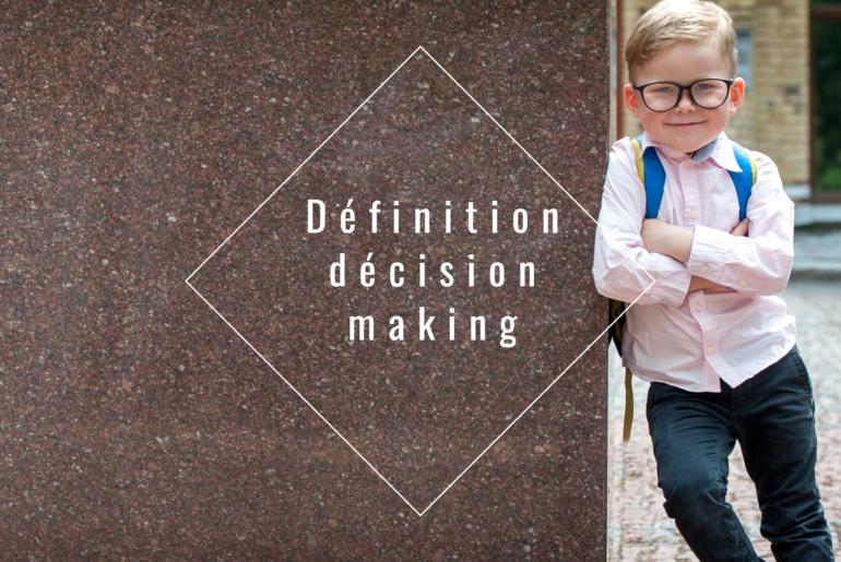 décision making