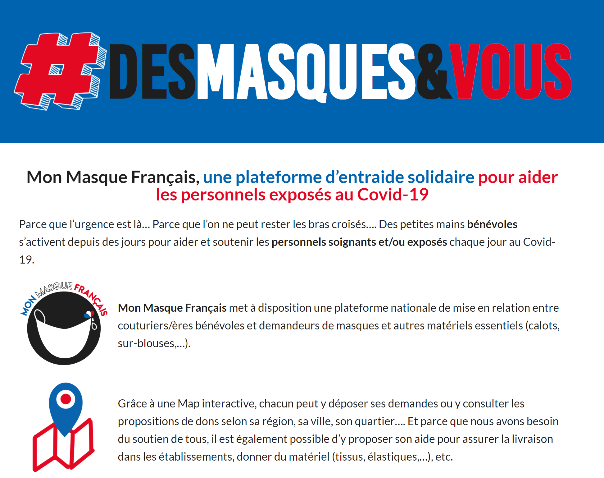 Masque-Solidaire